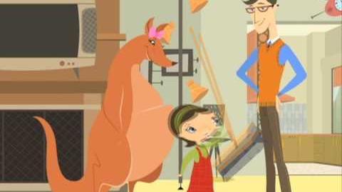Willa's Wild Life - 1 - Feliz día del papá de Fanny Fanny busca trabajo