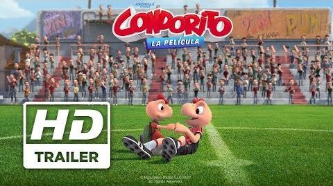 """(Chile)Nuevo trailer de """"Condorito La Película"""""""
