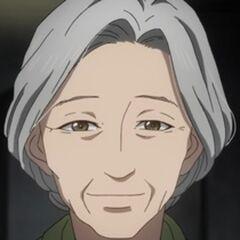 Abuela de Kakeru en <a href=