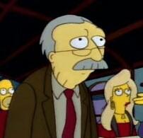 Carlos Magaña de Los Simpson