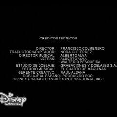 Créditos de la TV (4)