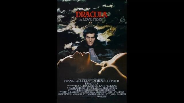 Dracula(1979) Fragmento Doblaje original(Solo Audio).