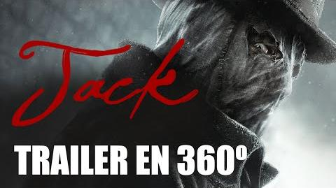 Jack The Ripper, Trailer en 360º - 4k