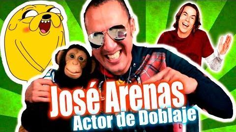 José Arenas Voz JAKE el perro - Chango Memé