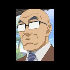 Profesor Yasunaga en <a href=