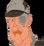 Almirante Screed - Star Wars Droides