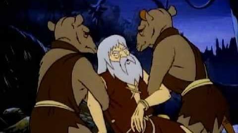 Caricaturas Clasicas de los 80s - Thundarr el Barbaro