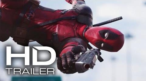 DEADPOOL - Trailer Red Band - Español Latino - HD