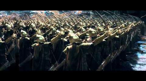 """EL HOBBIT LA BATALLA DE LOS CINCO EJÉRCITOS - Elección 20"""" - Warner Bros"""