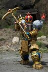 GoldDiggerDinoCharge