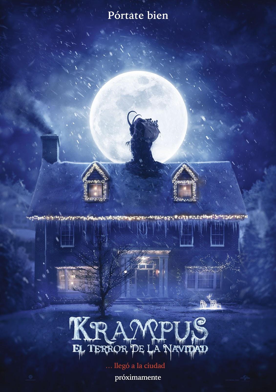 Resultado de imagen para Krampus: El Terror de la Navidad