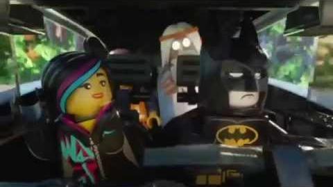 La Gran Aventura LEGO - La canción oscura de Batman