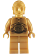 Lego c3po antiguo