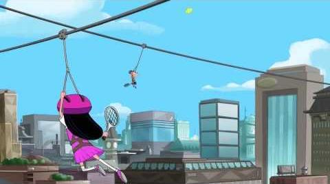 Phineas y Ferb - Bajo el Sol Bailando - Español Latino