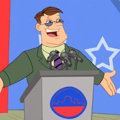 Roger Doofenshmirtz en <a href=
