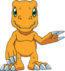 Agumon Render