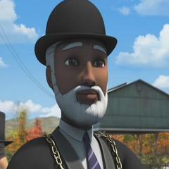El Alcalde de Sodor también en <a href=