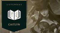 Caitlyn- La emoción de la cacería - Leyendas - Audiocuentos - League of Legends