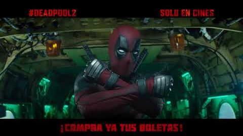 DEADPOOL 2 - TRAILER DOBLADO - PRÓXIMAMENTE - SOLO EN CINES