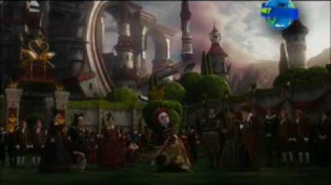 Disney Planet Alicia en el País de las Maravillas (Parte 1)