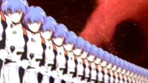 Evangelion - Promo
