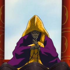 El Santo Hakushin en <a href=
