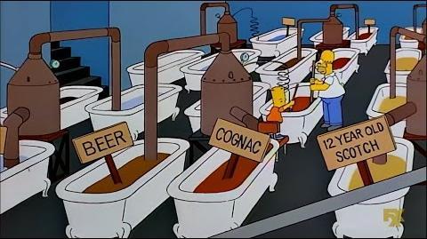 Los Simpson Los traficantes de cerveza Completo Latino