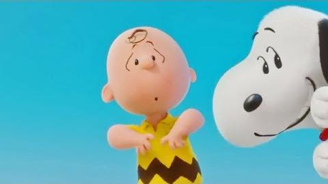 Snoopy y Charlie Brown La Película Teaser trailer oficial HD 2014