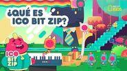 ¿Qué es Ico Bit Zip? Nueva serie, en NatGeoKids