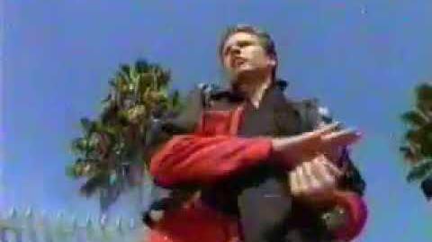 """Comercial del estreno de la serie """"Power Rangers- A la Velocidad de la Luz"""" Promo Fox Kids 2001"""