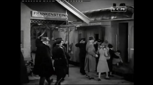 EL HIJO DE FRANKENSTEIN(1939) ULTIMA MUESTRA DE DOBLAJE LATINO
