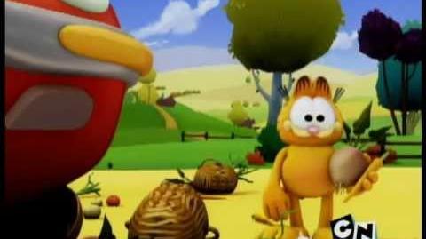 El Show de Garfield - Felino fresco de granja