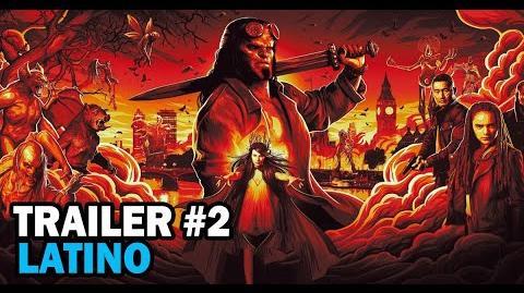 HELLBOY (2019) - Segundo Trailer Doblado al Español Latino