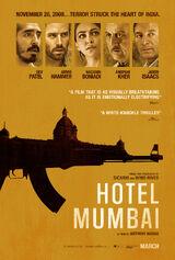 Atentado en el Hotel Bombay
