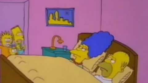 Los Simpsons - Temporada - Capitulo 1 - Buenas Noches-2