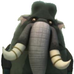 Elefante en <a href=