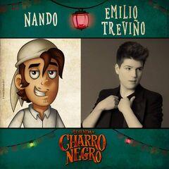 Nando San Juan y Emilio Treviño.