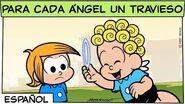 Para cada ángel un travieso Mónica y sus amigos