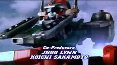 Power Rangers a la velocidad del Luz Opening