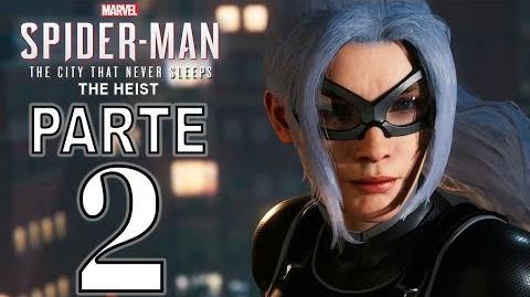 Spider-Man The Heist Gameplay en Español Latino Parte 2 - No Comentado (PS4 Pro)
