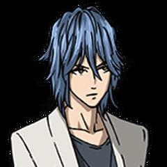 Handsome Kamen Amai Mask en <a href=