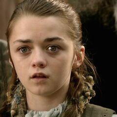 Arya Stark (1ª voz) en <a href=