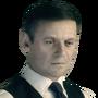 Dr Robert Ford joven - Westworld