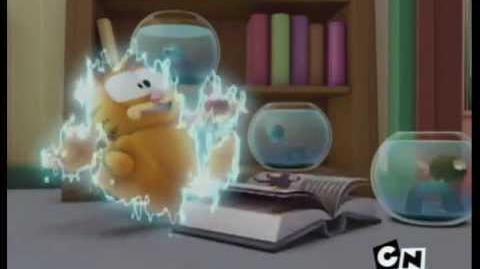 El Show de Garfield - Pescado para freír