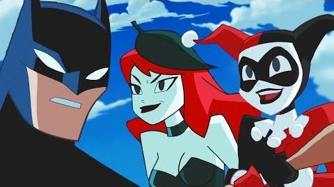 Justice League Action Raptado en el Aire Webisodio 19