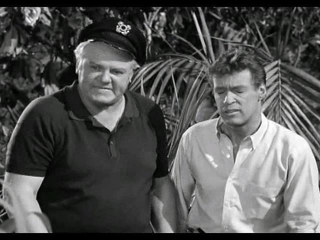 La Isla de Gilligan Latino 1964 l El sonido de un graznido