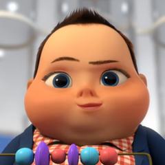 Mega obeso director bebé en <a href=
