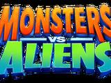 Monstruos vs. Aliens (franquicia)