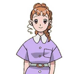 Reiko Fujiwara en <a href=