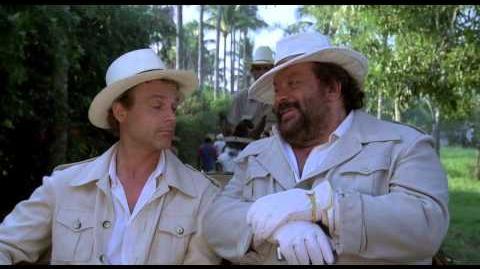 Dos Puños Contra Rio - Bud Spencer & Terence Hill (1984) Español Latinoamérica